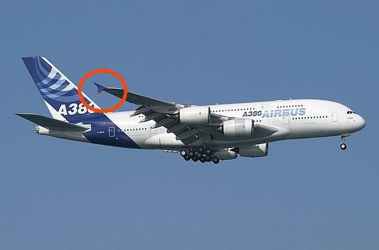 Airbus A380 기종